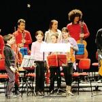 Concerto di Natale del civico istituto Lodovico Rocca
