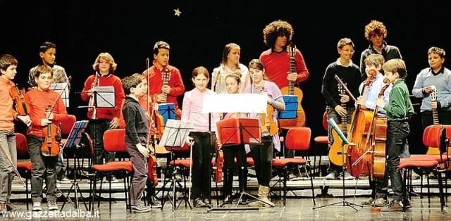 orchestra giovanile Lodovica Rocca Alba
