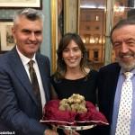 I tartufi dell'Asta mondiale protagonisti a Roma