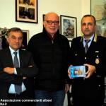 Alba, dall'Associazione commercianti due telecamere per la Polizia municipale