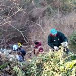 Sentieri più puliti grazie ai volontari di Canale