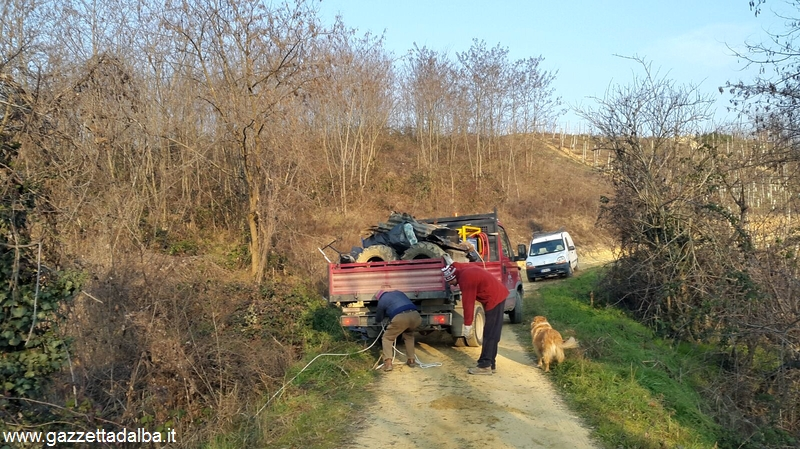 Canale pulizia sentieri  gennaio 2016 (3)