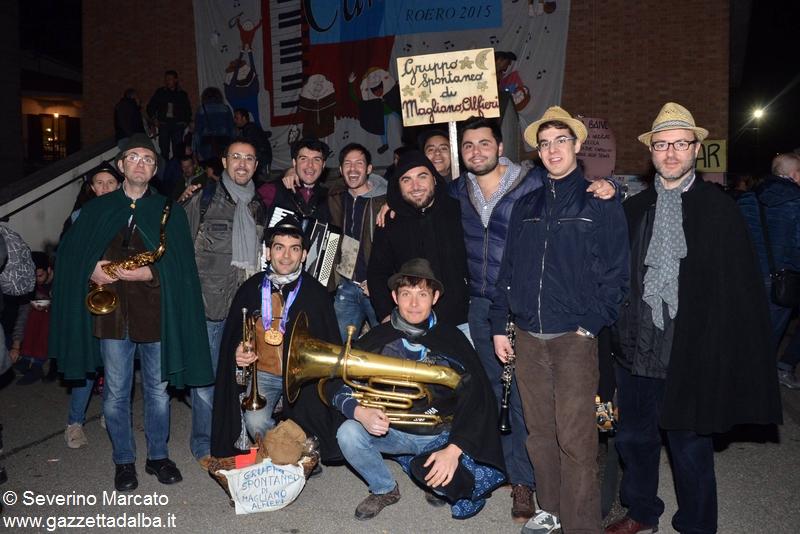 Cantè j'euv 2015 gruppo spontaneo di Magliano Alfieri
