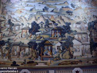 Castello di Govone Sala Cinese 2