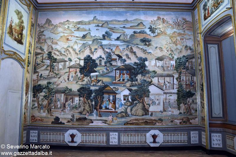 Castello di Govone Sala cinese 9 (2)