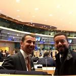 Anche due giovani imprenditori cuneesi nella delegazione italiana a Bruxelles