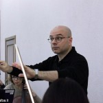 Buccolo, direttore d'orchestra albese in Siberia