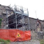 Ci sono i fondi per sistemare l'arco medievale di San Benedetto Belbo