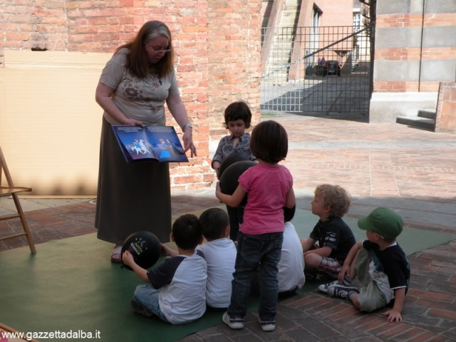 Shoah raccontata ai bambini