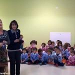 I bimbi di Vezza accolti nel nuovo asilo