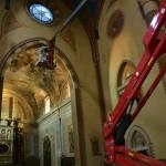 Ospite insolito nel Duomo di Alba
