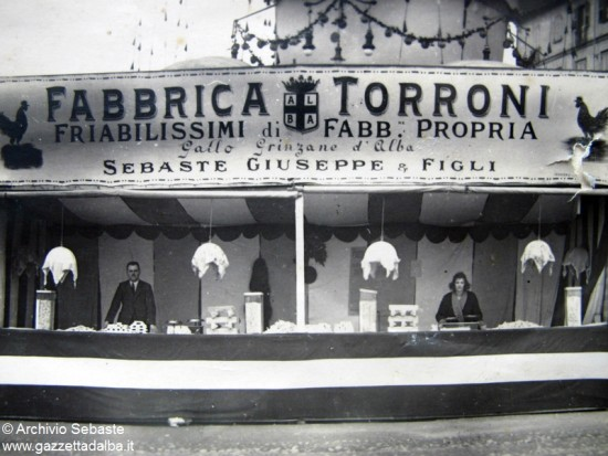 c_Oscar e Cesarina Sebaste anni 1920-30