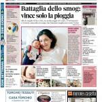 La copertina di Gazzetta d'Alba del 5 gennaio 2016