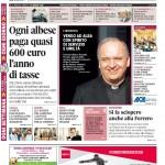 La copertina di Gazzetta d'Alba del 26 gennaio 2016