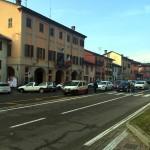 A Corneliano piazza Cottolengo rinnovata…a metà