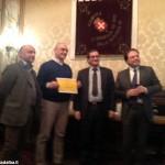 Premio dalla Camera di commercio alla cooperativa Progetto Emmaus di Alba