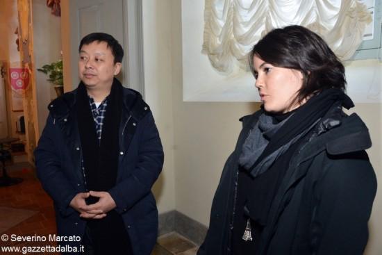 Alba scelta per il reality cinese sui matrimoni 23