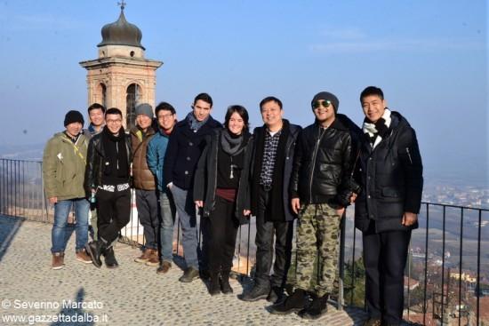Alba scelta per il reality cinese sui matrimoni 22