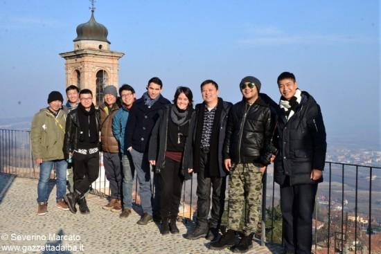 Alba scelta per il reality cinese sui matrimoni 21