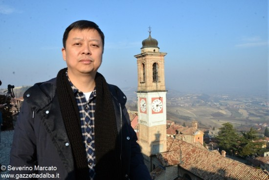 Alba scelta per il reality cinese sui matrimoni 19