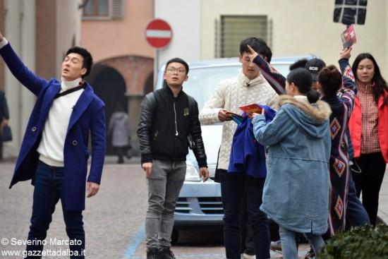Alba scelta per il reality cinese sui matrimoni 12