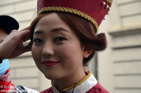 Alba scelta per il reality cinese sui matrimoni 9