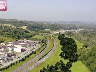 Nei progetti esistenti il tunnel di Verduno dovrebbe essere così.