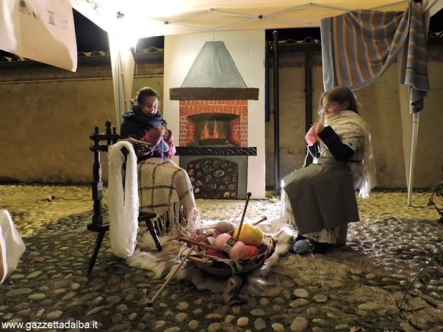 scatti dal Natale Santo Stefano Roero primaria (2)