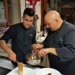 Abdelilah, chef nel cuore di Alba