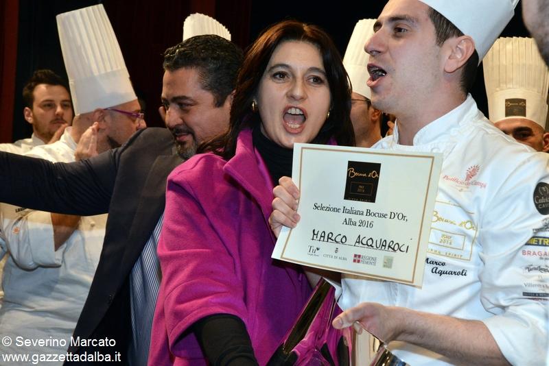 AlbaBocuseDOr_Marco Acquaroli vincitore2