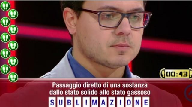 Alessandro Del Gaudio Caduta libera 1
