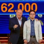 Vince 62 mila euro a Caduta libera