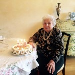 Bra festeggia i 100 anni della figlia del sindaco Lenti