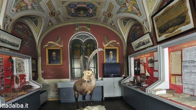 Laboratorio natalizio al museo di storia naturale Craveri