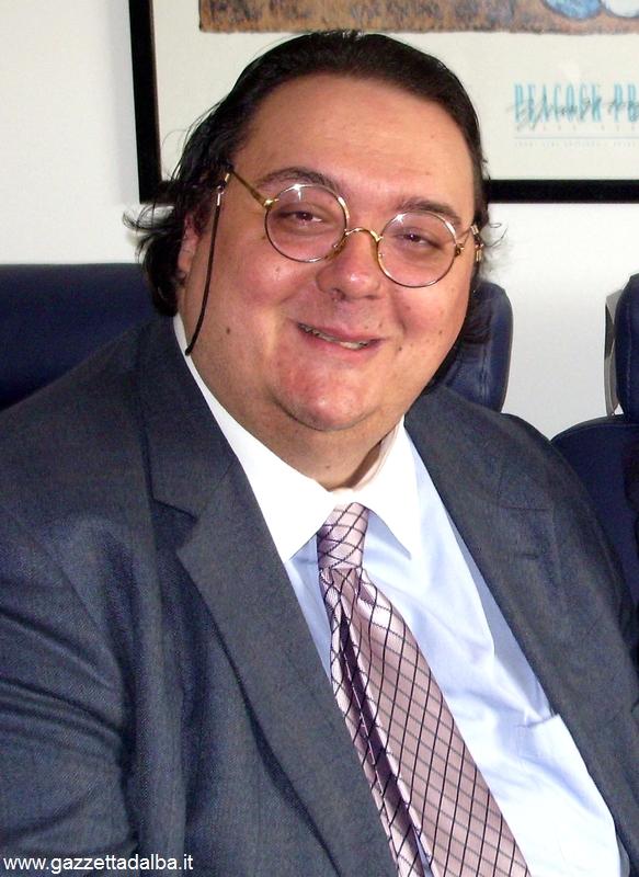 Paolo Paglia: «In Biblioteca mi hanno rubato un Mac Book Air»