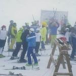 Lo sci club di Roreto in gita in Francia