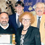 Premio Civitas del Lions club a Remo Schellino