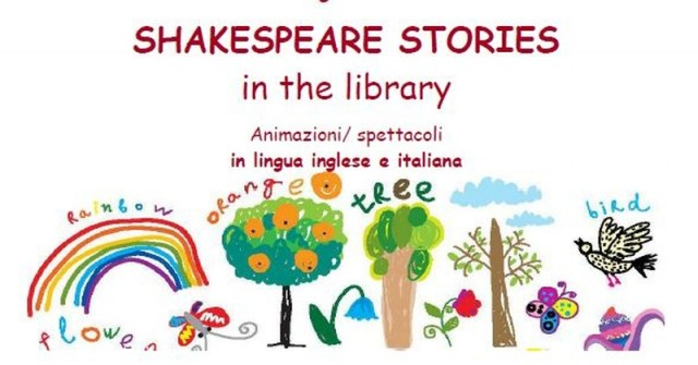 Shakespeare stories guarene