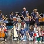 Concerto di Carnevale per i bimbi del Rocca