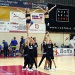 Cheerleading, domani esibizione d'anteprima in vista dei campionati italiani