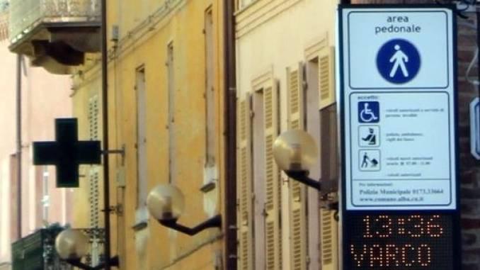 Telecamere anti traffico nelle vie Mazzini e Cerrato