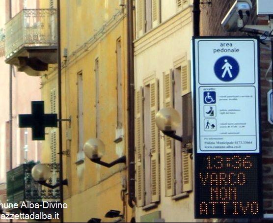 alba ztl Varco Via Cavour2