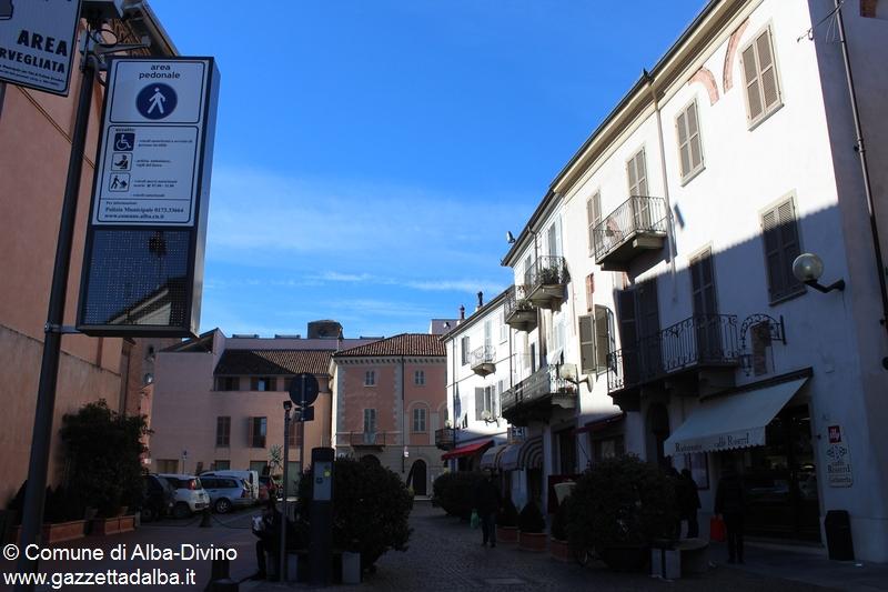 alba ztl Varco piazza Rossetti