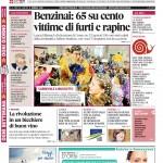 La copertina di Gazzetta d'Alba del 9 febbraio 2016