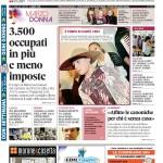 La copertina di Gazzetta d'Alba del 1° marzo 2016
