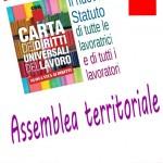 Assemblea pubblica della Cgil di Alba sul nuovo Statuto dei lavoratori