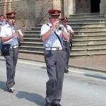 La Banda musicale alpina in lutto per la scomparsa di Mario Cauda