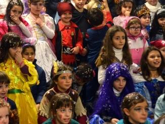 Martedì grasso: il Carnevale dei bambini è a Mussotto d'Alba