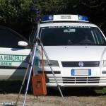 Guerra all'alta velocità a Guarene. Un automobilista superava di oltre 50 km/h il limite
