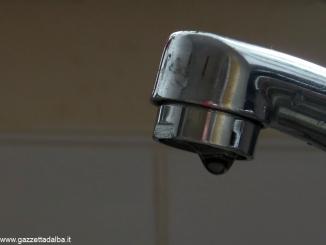 Bra: bollette non pagate. Tecnoedil riduce al minimo l'acqua a 60 famiglie in tre condomini